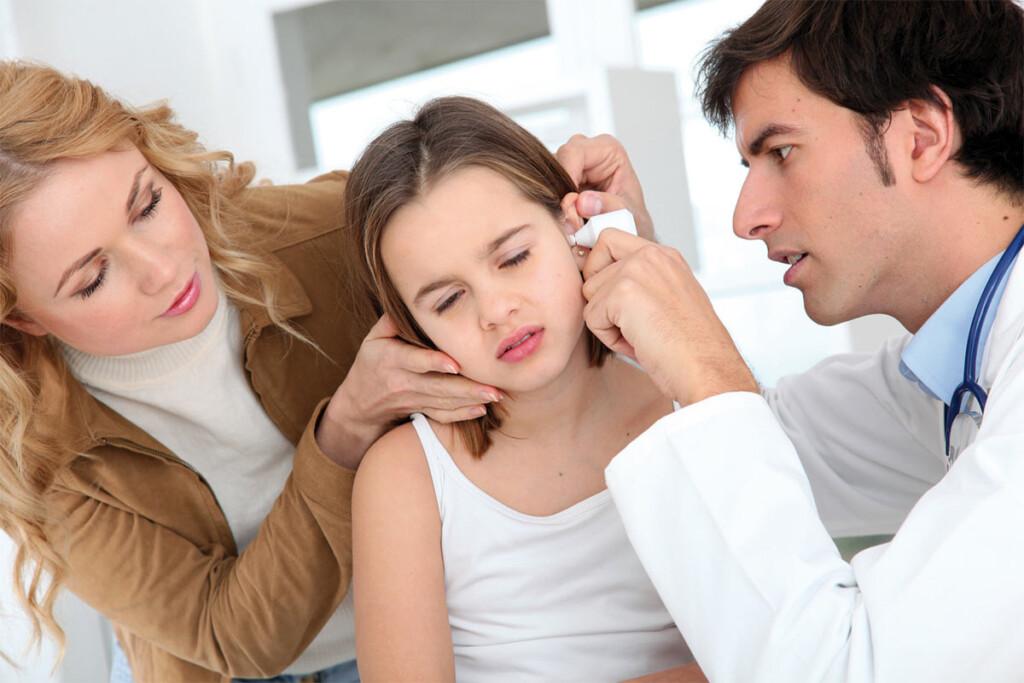 Jak rozpoznać zapalenie ucha u dziecka