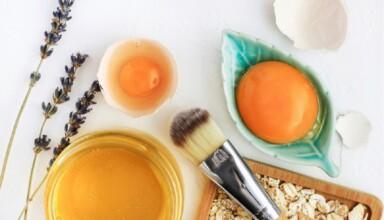 Maseczka z jajka na włosy sposób na gęste i lśniące włosy