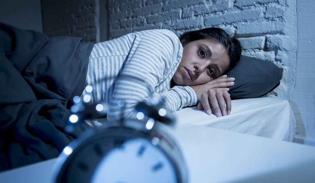 bezsenność problem ze snem