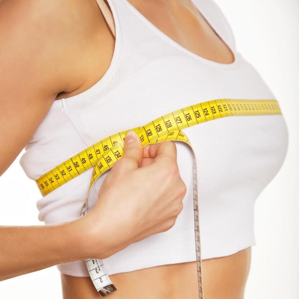 sposoby na większy biust